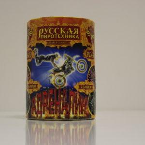 "РС 600 Батарея салютов ""Адреналин"""