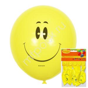 Латексные воздушные шары с рисунком