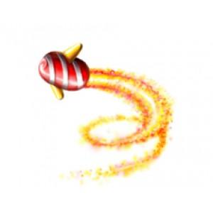 Летающие и наземные фейерверки